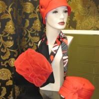 Chapeaux, foulards et accessoires pour femmes
